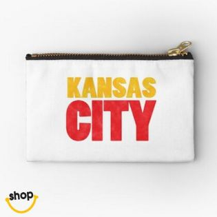 KC Zipper Pouch