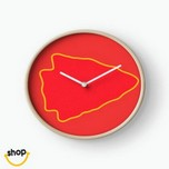 KC wall clock for home or office
