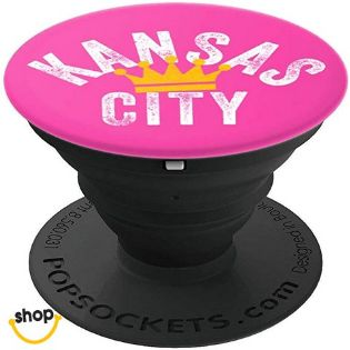 Kansas City crown KC vintage style retro and classic Kc look for this year's best phone fashion and Kansas City Style