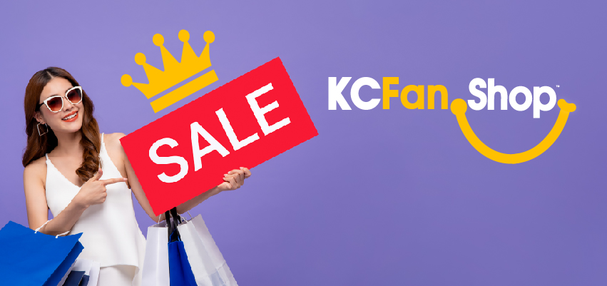 KC Fan Shop advertisement