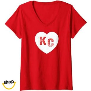 KC V_Neck Tshirts