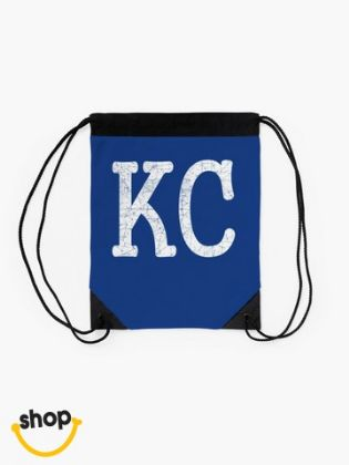 Memento Gift Kansas Citian string tie carrier sack luggage gear