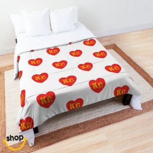 Team Pro Merch Kansas citian beddings bedcovers for homes & living
