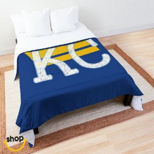 Team Pro Gear Kansas citian crowns beddings bedcovers for homes living